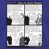 Design ~ How to Greet People