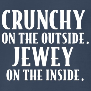 Navy crunchy jewey Men - Men's Premium T-Shirt