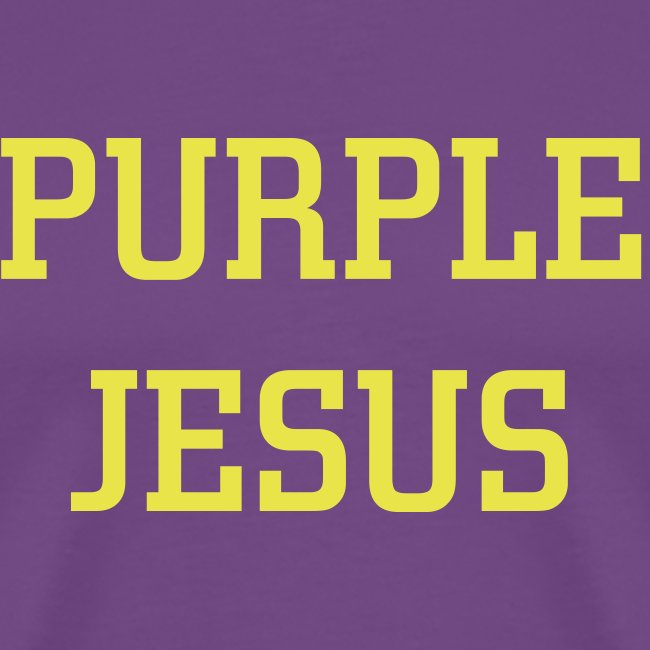 Purple Jesus