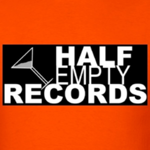 Half Empty Records - Men's T-Shirt