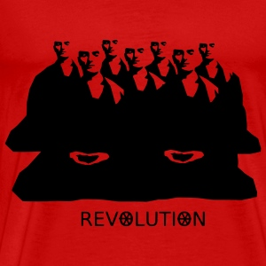 Burma Zen Buddhist Revolution - Men's Premium T-Shirt