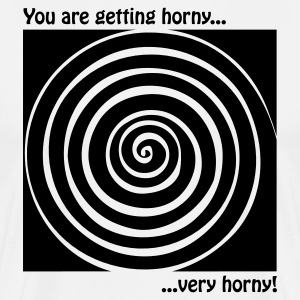 You Are Getting...Horny - Men's Premium T-Shirt