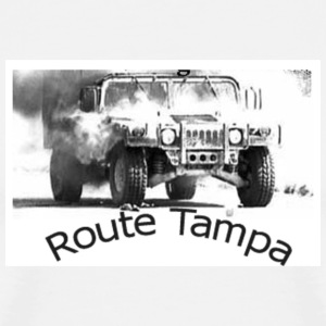 Route Tampa - Men's Premium T-Shirt