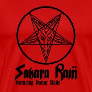 Design ~ Men's Red Sahara Rain