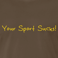Design ~ sportsucks (chocolate)