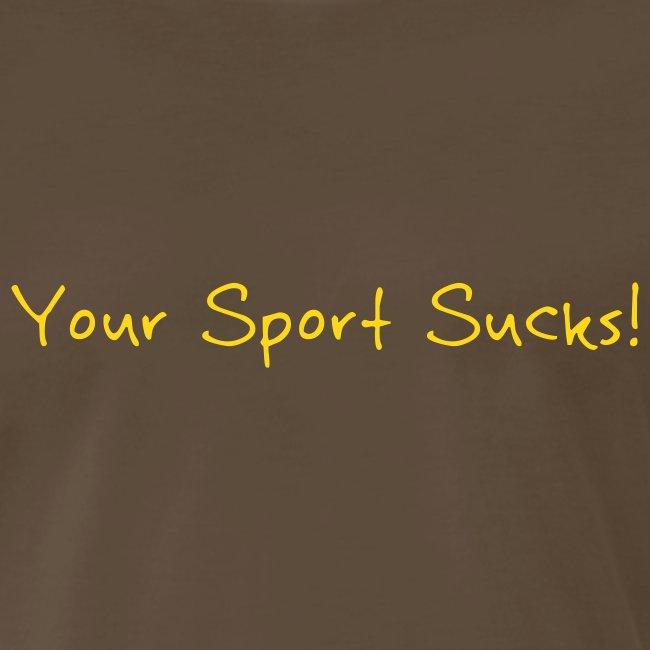 sportsucks (chocolate)