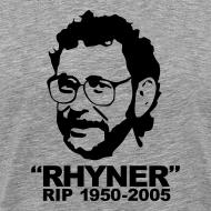 Design ~ Men's Gray Rhyner