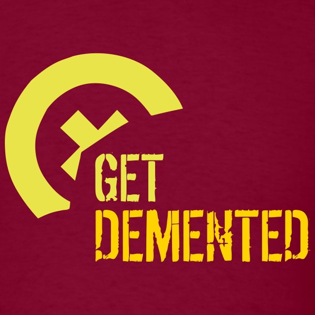 Demented T-shirt [Demented:M:T]