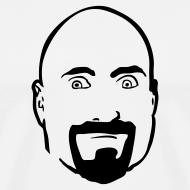 Design ~ Meyer Head - Black Print
