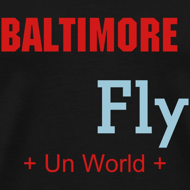 Baltimore Fly (Black)