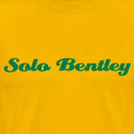 Design ~ SOLO BENTLEY - T-SHIRT - IZATRINI.com