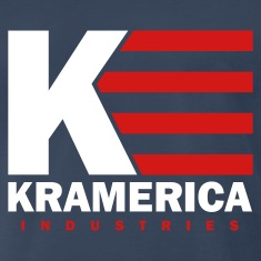 Navy Kramerica Industries Men