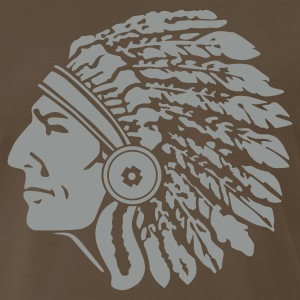 Native American - Men's Premium T-Shirt