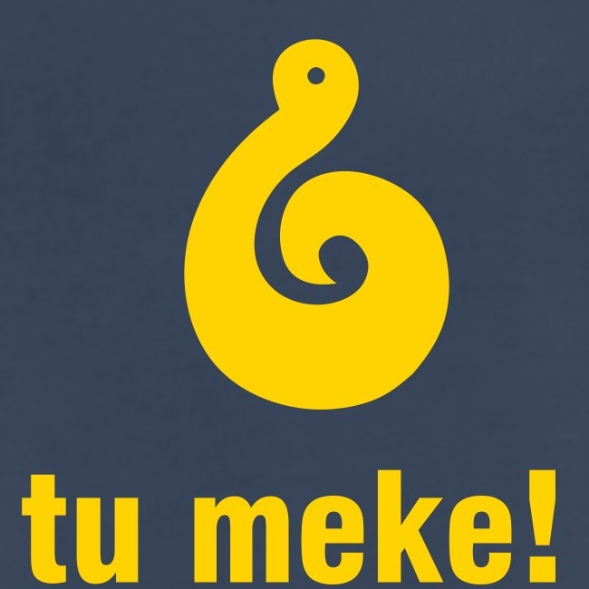 Tu meke! (Too much) Mens T-shirt