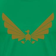 Design ~ LOA - gold on green