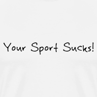 Design ~ sportsucks (white)