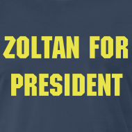 Design ~ Zoltan - President Blue