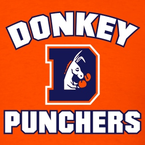 Donkey Punchers - Men's T-Shirt