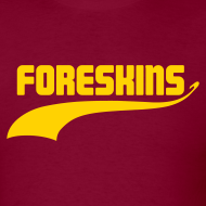 Design ~ Team Foreskin T-Shirt