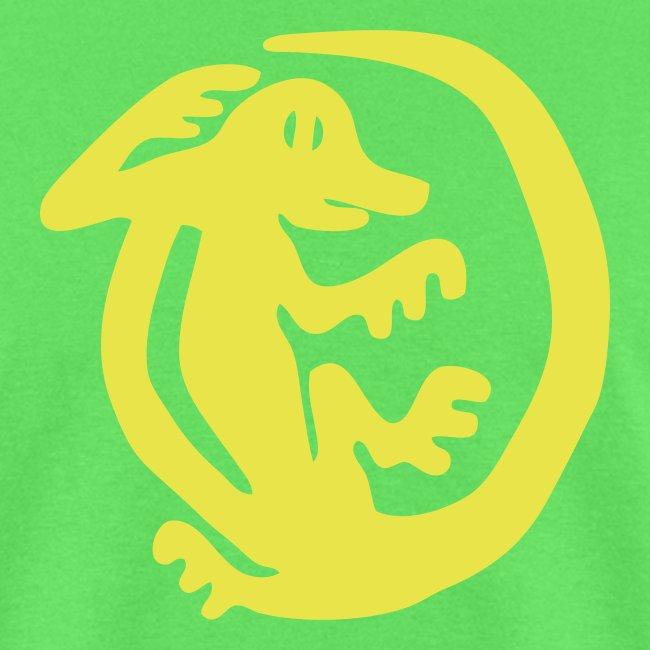 Orange Iguanas