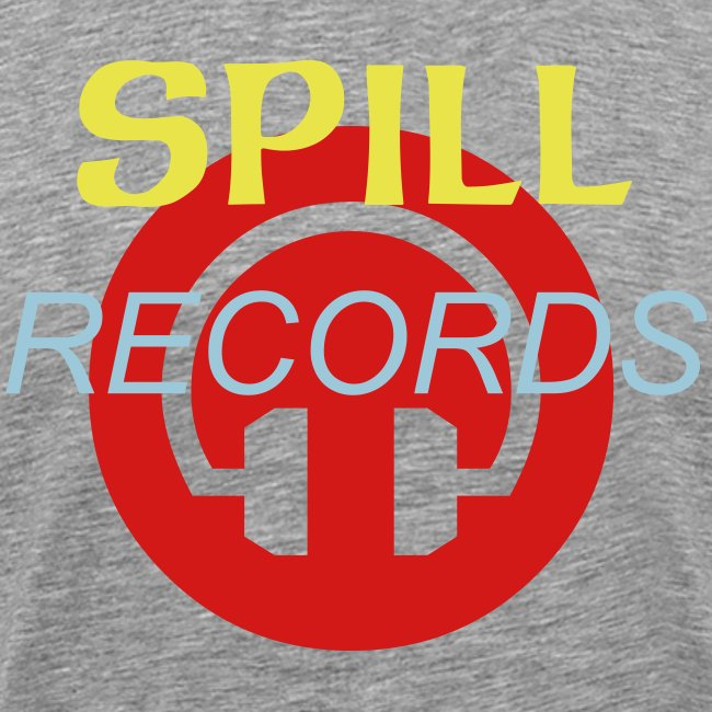 Spill Records tee