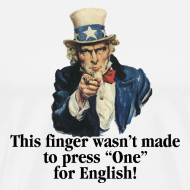 Design ~ This finger wasn't made to press
