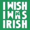I Wish I Was Irish - Men's Premium T-Shirt