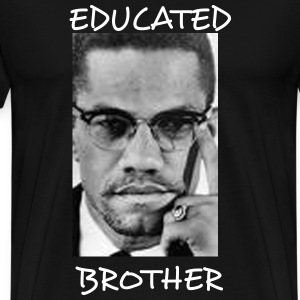 Educated Brother - Men's Premium T-Shirt