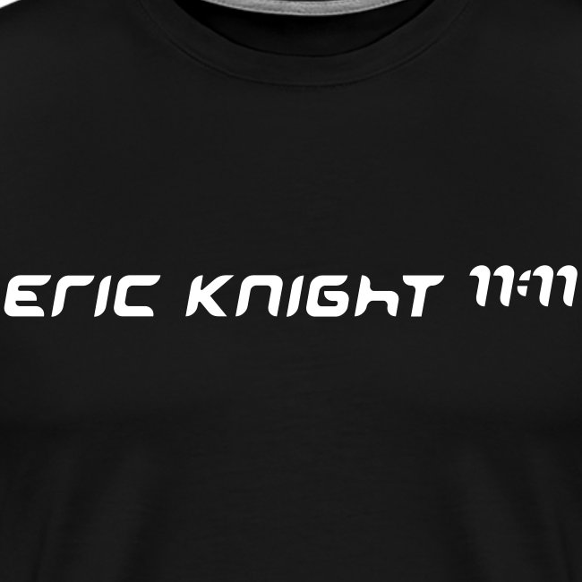 Eric Knight - Heavyweight cotton T-Shirt