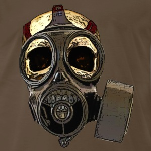 Gas Attack - Men's Premium T-Shirt