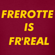 Design ~ Frerotte Is Fr'Real