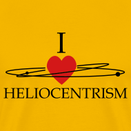 Design ~ Heliocentrism for men who like yellow