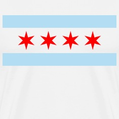 Chicago Flag T-Shirts