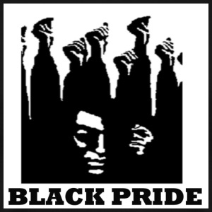 Black Black Pride Men - Men's Premium T-Shirt
