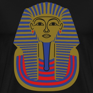 Tutankhamun Mask - Men's Premium T-Shirt
