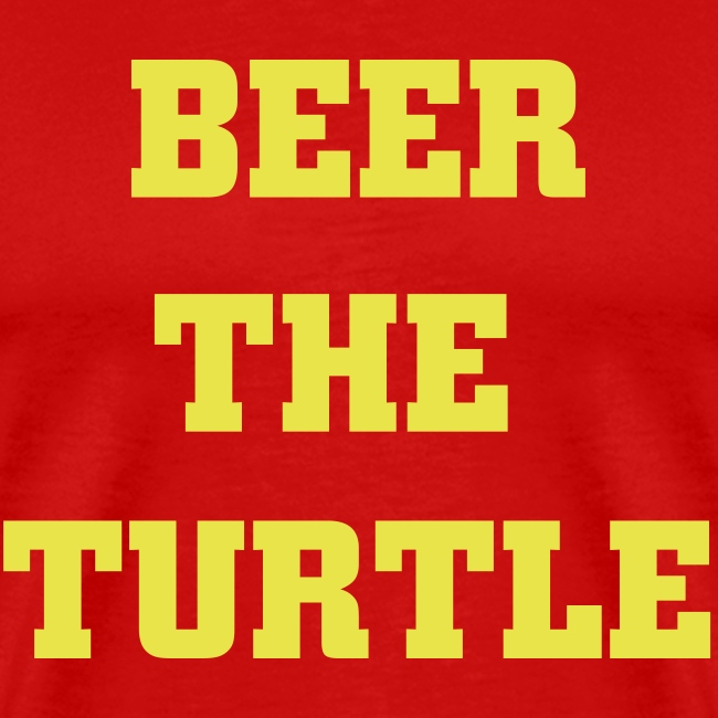 Beer the Turtle