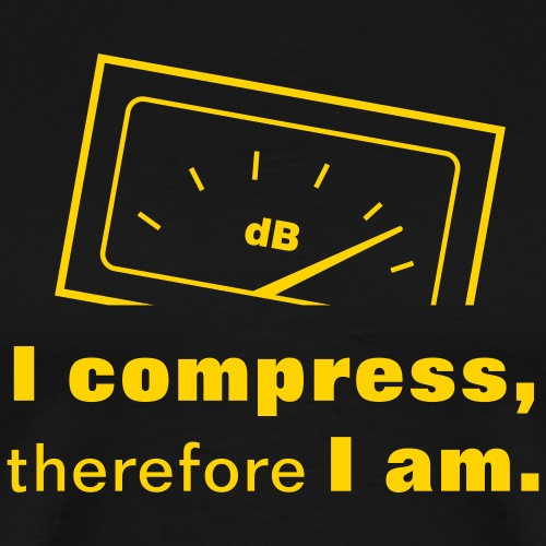 I Compress, therefore I am.