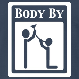 Body by Beerbong - Men's Premium T-Shirt