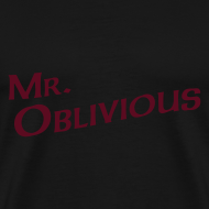 Design ~ Mr Oblivious