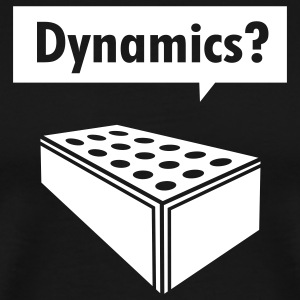 Dynamics? T-Shirts - Men's Premium T-Shirt
