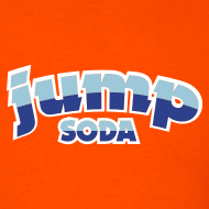 Design ~ Jump Soda T-Shirt