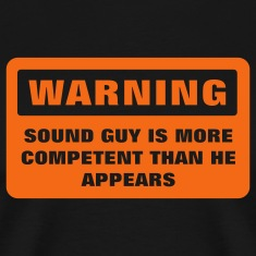 Warning - More Competent T-Shirts