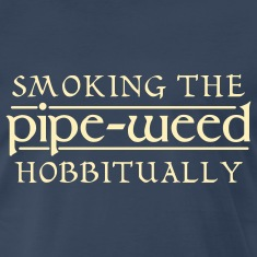 Navy Smoking The Pipe-Weed Hobbitually Men