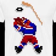 Design ~ Old School Hockey Tee