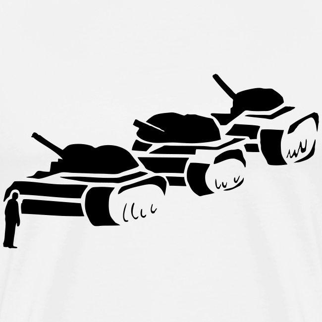 Tiannamen Square tanks