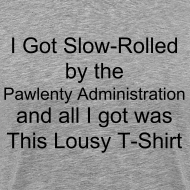 Design ~ Slow-Rolled Heavy T, Take 2