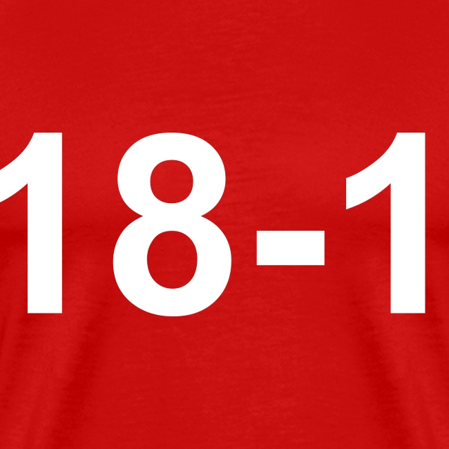 18-1 Red T-shirt