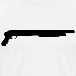 Shotgun - Men's Premium T-Shirt