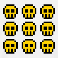 Design ~ Yellow Skulls