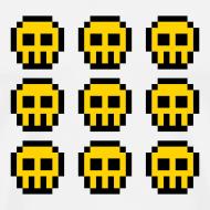 Design ~ Yellow Skulls
